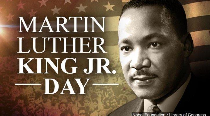 Martin Luther King Jr Day Holiday No School Bonita Canyon